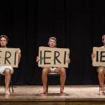 Teatro/Pinocchio e la Babilonia del corpo