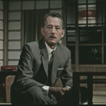 Frammenti/ L'ultima scena de Il gusto del sakè di Yasujiro Ozu