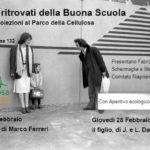 """Chiedo asilo di Marco Ferreri: Il cinema """"ritrovato"""" al Parco della Cellulosa"""